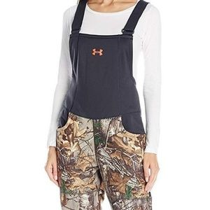 Under Armour Hunting Bibs Stealth Real Tree
